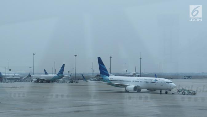 Dirut Garuda: Sulit Turunkan Harga Tiket Pesawat untuk Saat Ini
