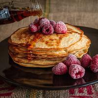 Ilustrasi Pancake Credit: pexels.com/pixabay