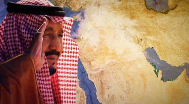 Kemewahan menjadi bagian dari kehidupan Raja Salman dan keluarganya. Lalu, berapa total kekayaan yang dimiliki Raja Saudi Arab Saudi ini?