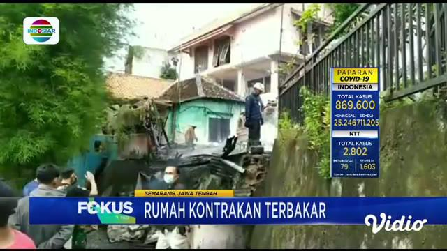Fokus Pagi mengangkat tema berita di antaranya, Gempa Magnitudo 5,9 Guncang Majene, DVI Polri Identifikasi 6 Korban Sriwijaya Air, Komnas HAM Serahkan Hasil Investigasi, Ariel Noah Jalani Vaksinasi.
