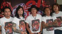 /Rif menjadi band Indonesia sekian yang rekaman di studio yang banyak menghasilkan musisi dunia.