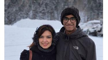 Jarang Terekspos, Ini 5 Potret Izzat Anak Najwa Shihab yang Berprestasi