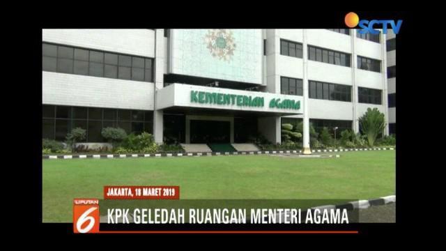 Terkait penemuan uang ratusan juta di kantor Kementerian Agama, KPK akan panggil Menteri Agama Lukman Hakim.