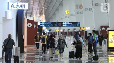 Mudik Natal dan Tahun Baru, Bandara Soetta Siapkan 478 Pesawat Ekstra