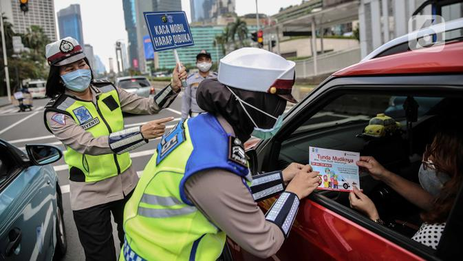 Polda Metro Jaya Amankan 671 Travel Gelap Selama Pelarangan Mudik Covid-19