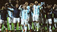Pelatih Timnas Argentina, Jorge Sampaoli, mengonfirmasi 23 nama pemain yang dibawa ke Piala Dunia 2018. (Instagram/@afaseleccion)