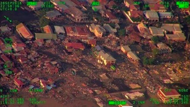 Foto Apa Itu Likuifaksi, Fenomena Tanah Bergerak Saat Gempa di Palu