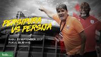 Shopee Liga 1 2019: Persipura Jayapura vs Persija Jakarta. (Bola.com/Dody Iryawan)