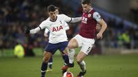 Tottenham ditahan imbang Burnley di Liga Inggris (AP)