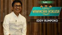 Wawancara Eksklusif Eddy Rumpoko (Bola.com/'Adreanus Titus)