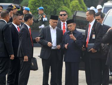 Habibie hingga Jokowi Hadiri Pemakaman Ani Yudhoyono