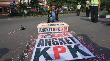 Peti Mati untuk DPR Terkait Hak Angket KPK