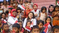Kemensos Lakukan Penguatan Sosial KAT Suku Anak Dalam di Musi Rawas Utara