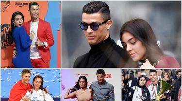 Georgina Rodriguez adalah seorang wanita cantik asal Spanyol yang telah menemani dan menghiasi hari-hari Cristiano Ronaldo sejak 2016 silam. Georgina selalu ada untuk bintang Juventus itu baik di kala suka maupun duka.