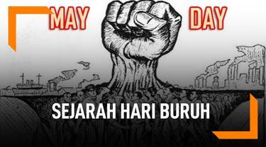 Fakta Sejarah di Balik Peringatan Hari Buruh