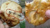 6 Momen Apes saat Mau Makan Bakwan Ini Bikin Geleng Kepala (sumber: 1cak dan Twitter/partweetcipant)
