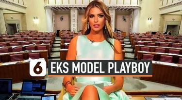 Ava Karabatic, dikenal sebagai mantan model majalah dewasa Playboy. Kini, ia mencalonkan diri menjadi calon Presiden Kroasia yang akan diadakan pada Januari 2020.