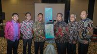 Peluncuran kerjasama PT Bank Rakyat Indonesia (Persero) Tbk dan Koperasi Simpan Pinjam (Kospin) Jasa dilaksanakan di Jakarta pada Minggu, (27/10).