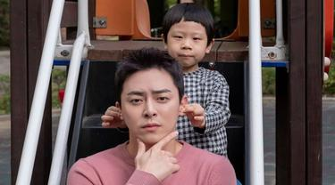 Kim Jun dan Jo Jung Suk (Instagram/ jament_official)