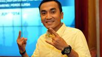 Ditemui di Jakarta, Rabu (18/6/14), Rico Ceper mengungkapkan kriteria calon presiden harapannya. (Liputan6.com/Panji Diksana)