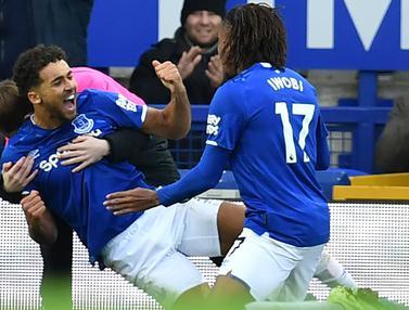 Everton Tekuk Chelsea 3-1