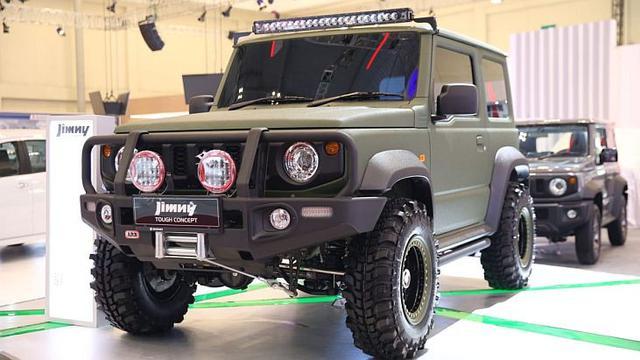 63 Koleksi Modifikasi Mobil Suzuki Katana Elegan Terbaik