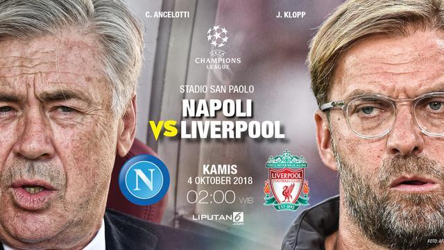Nhận định Napoli vs Liverpool: Bài toán đại chiến