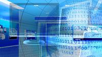ilustrasi sistem komputer, sistem informasi - kredit: Geralt via Pixabay