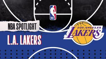 Berita Video NBA Spotlight, Sejarah LA Lakers dan Aksi - Aksi Fantastis dari Kareem Abdul-Jabbar Hingga LeBron James
