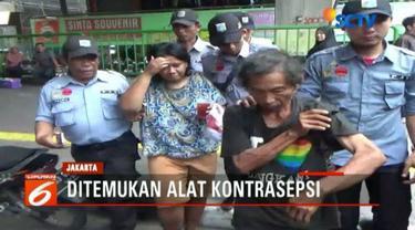 Menurut Dinsos DKI Jakarta, mereka yang terjangkau petugas merupakan bagian dari 26 jenis Penyandang Masalah Kesejahteraan Sosial (PMKS).