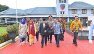 Wakil Presiden Ma'ruf Amin melakukan kunjungan kerja ke Lombok, Nusa Tenggara Barat (NTB). (Foto: Set Wapres)
