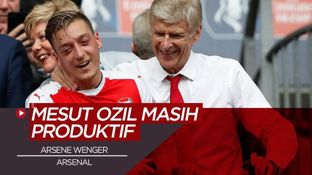 Berita video Arsene Wenger tanggapi masa depan Mesut Ozil di Arsenal