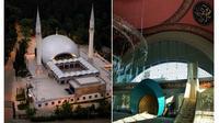 Masjid Şakirin yang dirancang Zeynep Fadıllıoğlu mengadopsi desain kontemporer dan modern. (Foto: Ilmfeed.com)