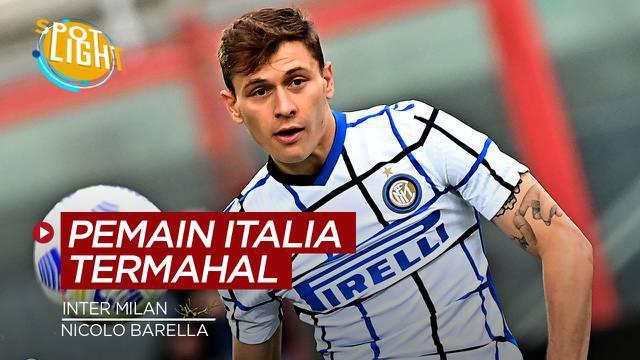 Berita video spotlight kali ini membahas tentang empat pemain asal Italia yang direkrut dengan harga tinggi.