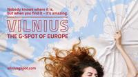 Iklan pariwisata dengan unsur seks. (Source: vilniusgspot.com)