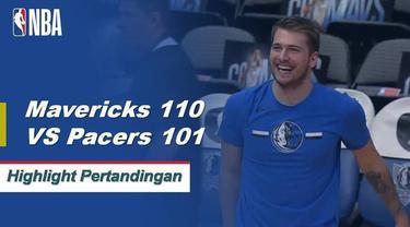 Luka Doncic mencetak 26 poin dengan 10 rebound dan tujuh assist saat Mavericks mematahkan lima kekalahan beruntun