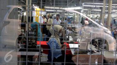 Investasi Teksil Meningkat Saat Ekonomi Lesu