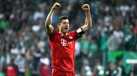 2. Robert Lewandowski (Bayern Munchen) - 8 gol (AFP/Patrick Stollarz)