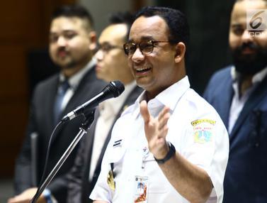 Anies Baswedan Ajak HIPMI Jaya Bangun Ekonomi Jakarta