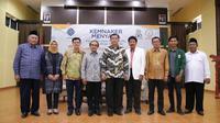 Acara Kemnaker Menyapa di Yogyakarta.