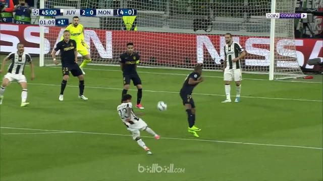Berita video gol sensasional Dani Alves saat Juventus menaklukkan AS Monaco pada leg II semifinal Liga Champions 2016-2017. This video presented by BallBall.