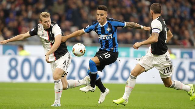 Juventus Menang Atas Inter Milan