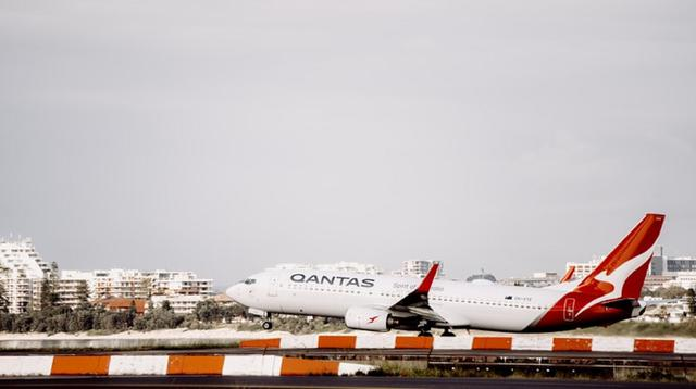 Ilustrasi Qantas (dok.unsplash/ Josh Withers)