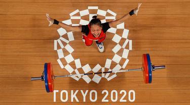 Foto: Menguras Emosi, Kumpulan Foto Ekspresi Para Olimpian di Olimpiade Tokyo 2020 Hingga Hari Ini