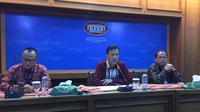 Ide awal pelaksanaan WCCE pertama kali dicetus pada Desember tahun 2017. Persiapan acara yang akan berlangsung di Nusa Dua Bali pada 6-8 November ini, sudah telah siap 95 persen (Liputan6.com/Teddy Tri Setio Berty)