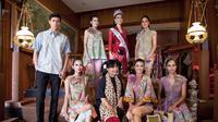 Setelah 27 tahun berkarya di dunia fashion tanah air, Anne Avantie mewujudkan impiannya dalam rangkaian Hari Kemerdekaan RI ke-71