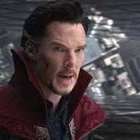 Benedict Cumberbatch dalam Doctor Strange. (Marvel / Disney)