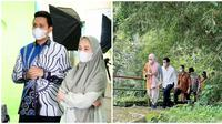 Aktivitas Chacha Frederica saat temani kegiatan suaminya sebagai Bupati Kendal. (Sumber: Instagram/@chafrederica)