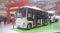Bus listrik Hino