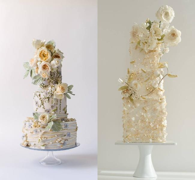 Kue tar bentuk bunga buatan Maggie yang sangat cantik/copyright facebook.com/maggieaustincake
